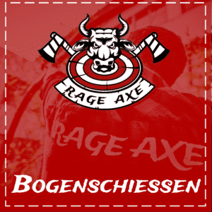 Bogenschießen bei Rage Axe